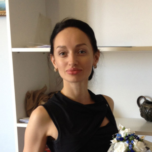 Мария Жибчин
