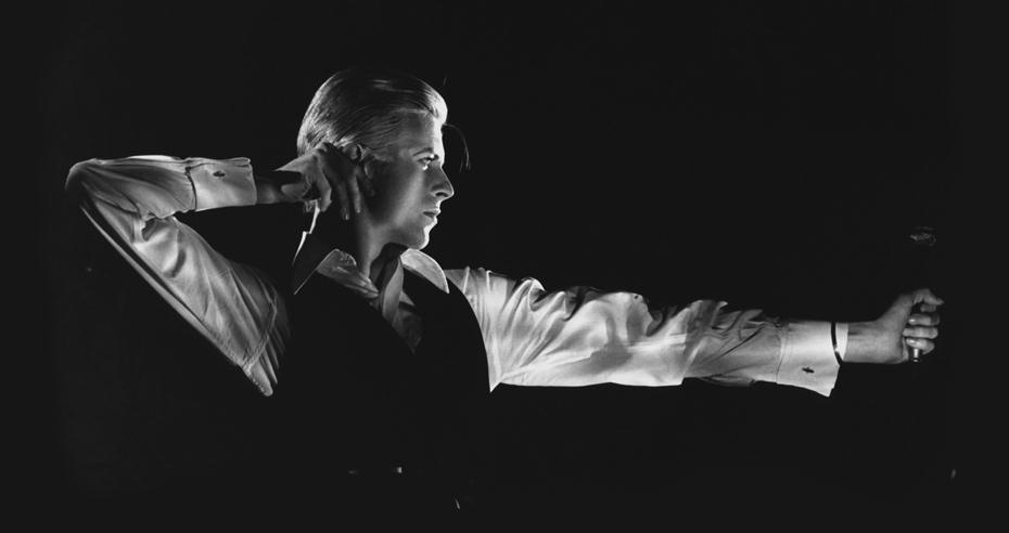 The Thin White Duke/David Bowie