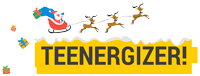 TEENERGIZER! Mobile Logo