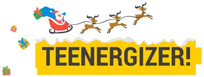 TEENERGIZER! Mobile Retina Logo