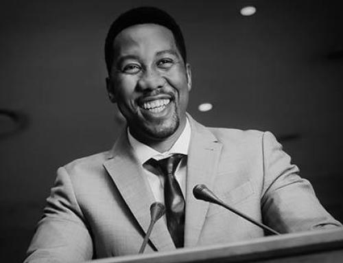 «Если увас ВИЧ/СПИД— это ещё неконец света»— интервью Ндабы Манделы