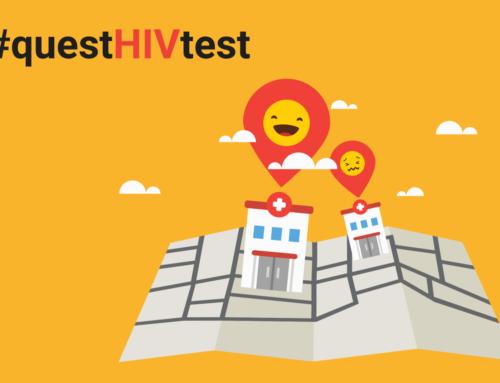 Старт игры #questHIVtest