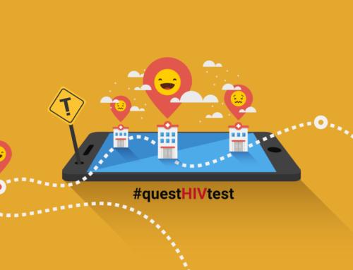 Первые достижения проекта #questHIVtest