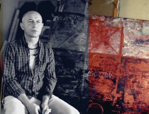 Інтерв'ю з художником Андрієм Блудовим