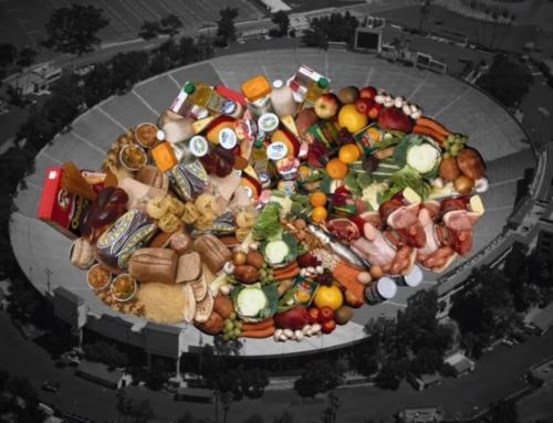 О пищевых отходах и глобальном потеплении