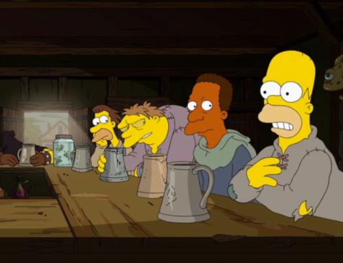 «Симпсоны с Чинадиево»: закарпатская озвучка