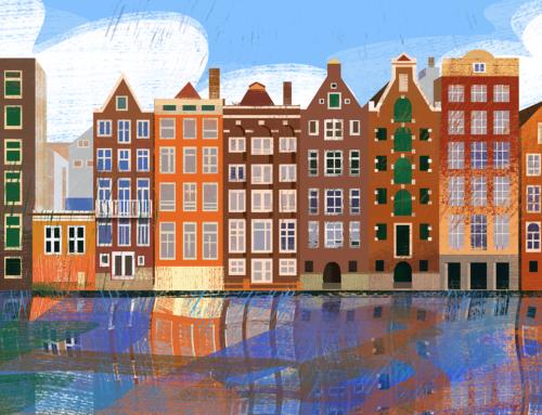 Почему нужно ехать в Амстердам в конце июля?