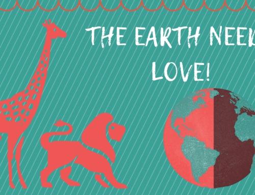 Земля прагне любові