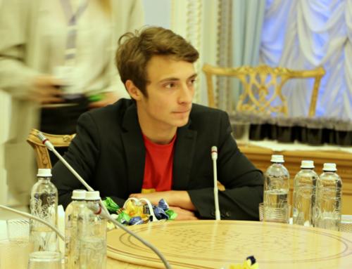 Даня Столбунов закликав парламентарів впровадити сексуальну освіту