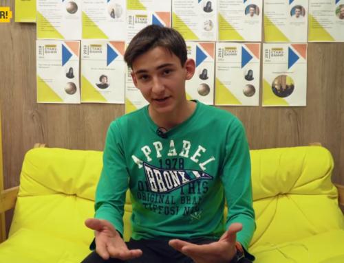 Видео-подкаст: стажеры о стажировке