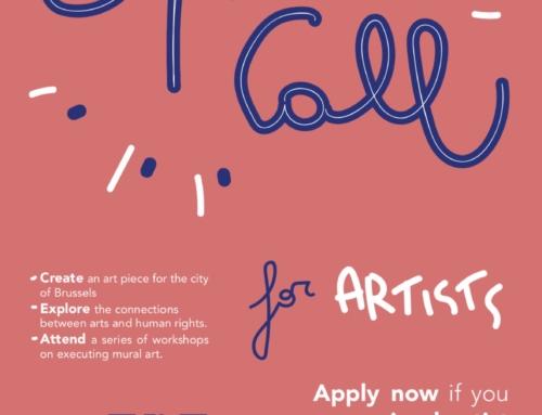 Приглашаем творческих на международный проект в Брюссель
